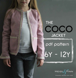 Heidi&Finn Coco Jacket